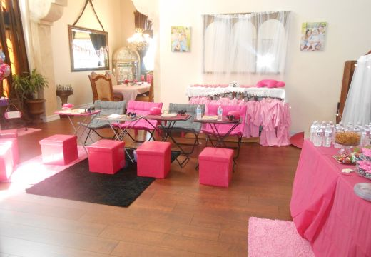 We Offer Mobile Birthday Parties Spa For All Ages Serving Miami Southern Florida
